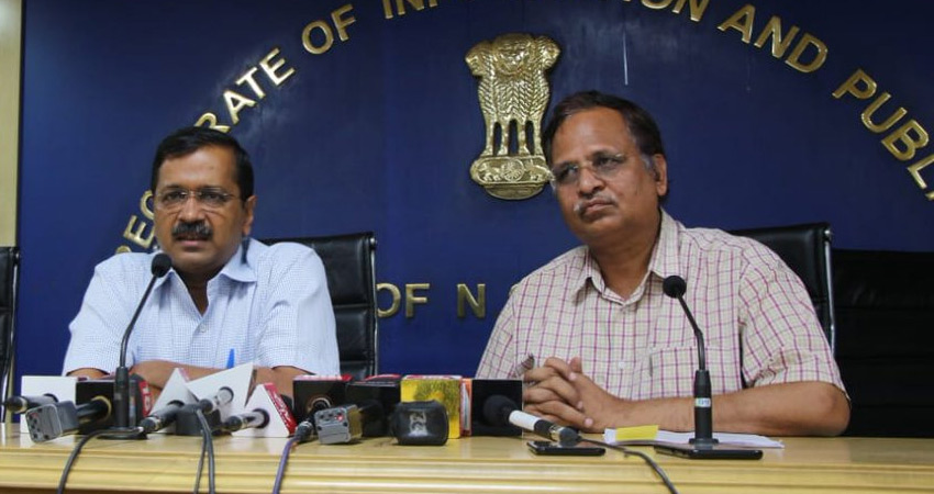 केंद्र ने दिल्ली में ऑक्सीजन की कमी पर की सियासत, मौतों को छिपाने का किया प्रयास : AAP