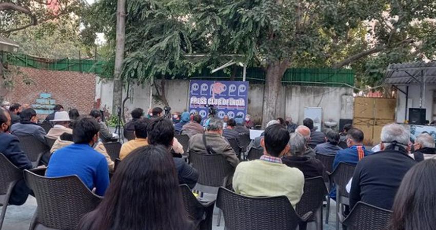 पत्रकारों के खिलाफ देशद्रोह के आरोप: मीडिया संस्थान बोले- लगा है 'अघोषित आपातकाल'