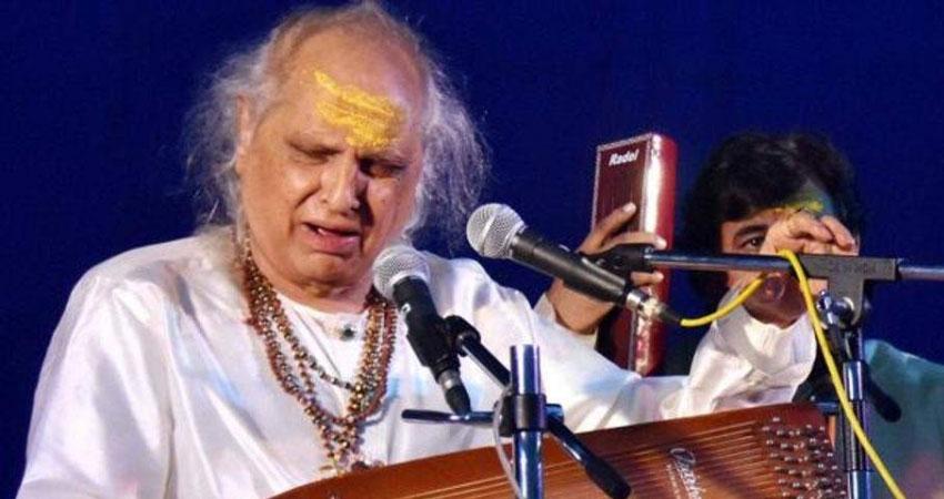 मशहूर शास्त्रीय संगीत गायक पंडित जसराज का निधन, संगीत जगत को बड़ा झटका