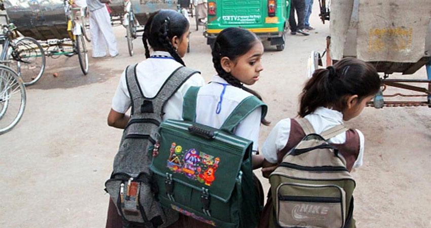 Corona को मात! 1 मार्च से उत्तरप्रदेश में खोल दिये जाएंगे सभी स्कूल,राज्य सरकार का ऐलान