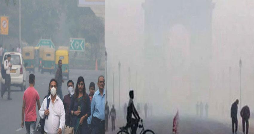 सफरनामा 2019: स्वच्छ हवा की आस में गैस चैंबर बन हांफती रही दिल्ली