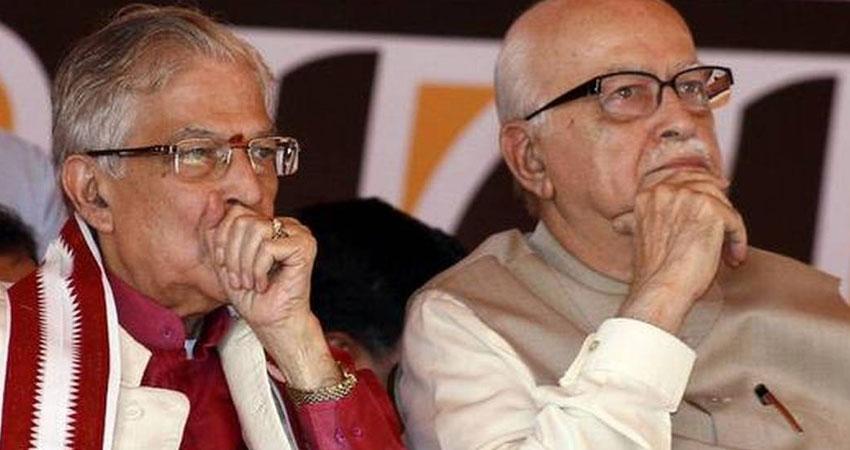 बाबरी विध्वंस मामला : भाजपा नेता जोशी ने दर्ज कराया बयान, आडवाणी की भी होगी पेशी