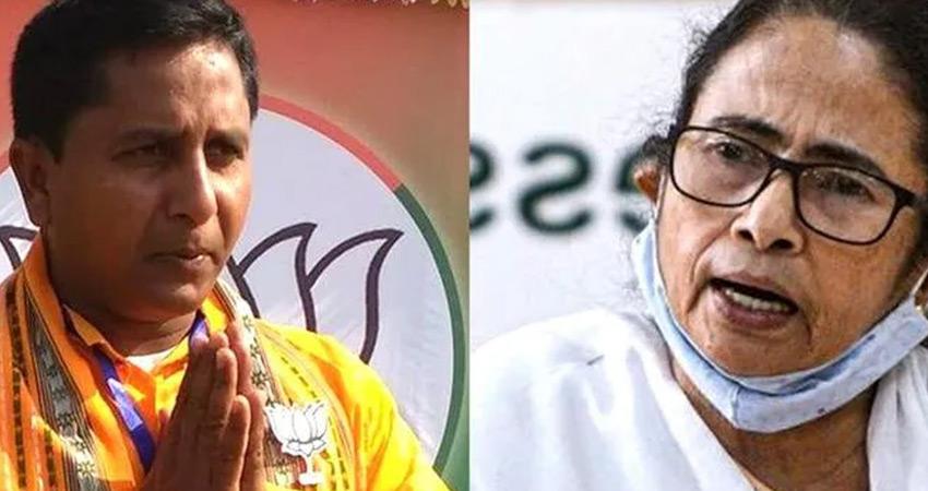 भाजपा विधायक ने ममता बनर्जी की तारीफ में गढ़े कसीदे, पीएम मोदी से दिखे नाराज