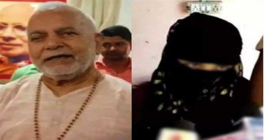 यौन शोषण में आरोपी चिन्मयानंद जमानत पर जेल से रिहा, कॉलेज में बंटी मिठाइयां