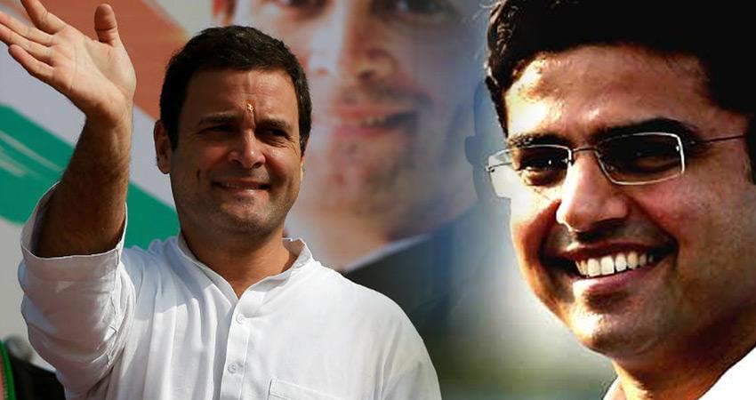राजस्थान में कांग्रेस का चुनावी बिगुल फूंकने को तैयार राहुल, सचिन भी एक्टिव