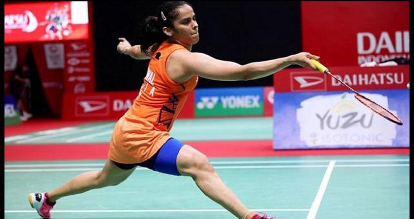 इंडोनेशिया मास्टर्स के फाइनल में पहुंचींसाइना नेहवाल