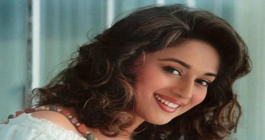 फिल्म अभिनेत्री माधुरी दीक्षित ने कहा- ''मुझे हर चीज में नृत्य दिखता है''