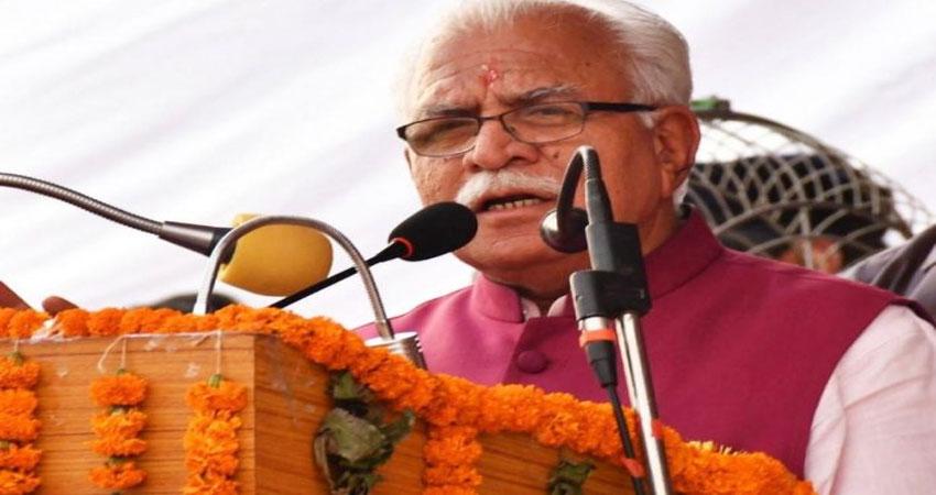 हरियाणा के दूसरी बार CM बने खट्टर को RSS का मिलता रहा है पूरा सहयोग, जानें पूरा प्रोफाइल