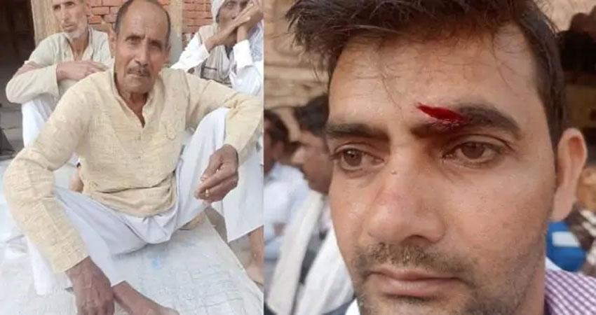 मुजफ्फरनगरः आपस मे भिड़े किसान समर्थक और BJP कार्यकर्ता,कई घायल