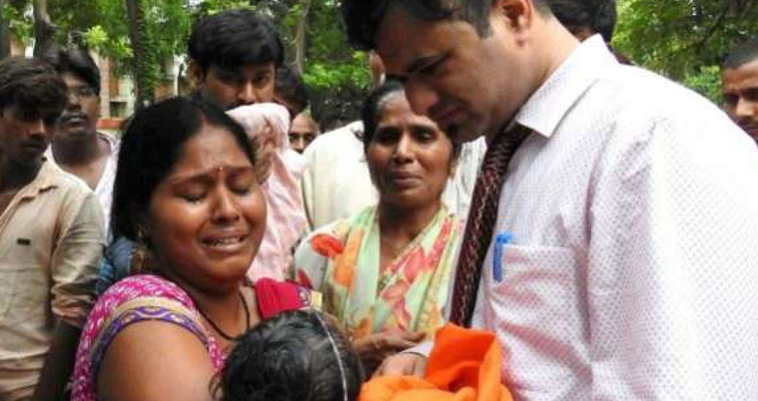 डॉ. कफील खान ने कोर्ट से राहत पाने के बाद योगी सरकार पर बोला हमला