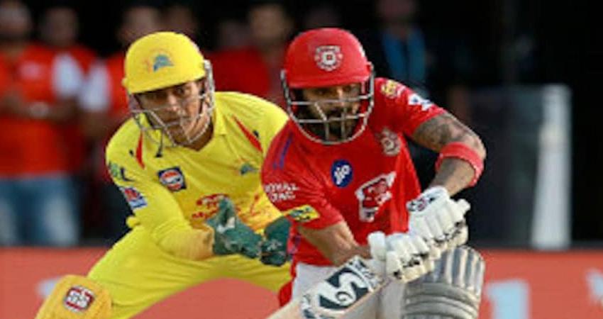 IPL 2020 : किंग्स इलेवन पंजाब आईपीएल टूर्नामेंट से आउट, चेन्नई ने दी मात