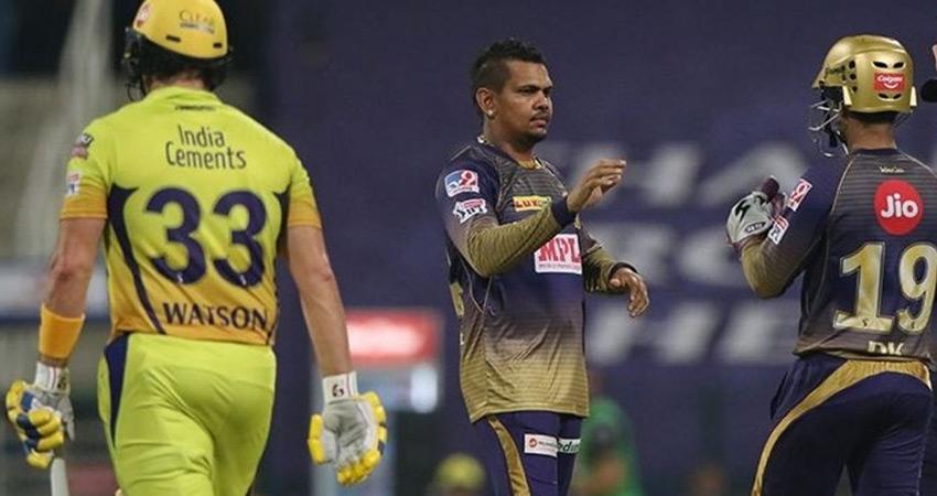 IPL 2020 CSK vs KKR Live :चेन्नई ने कोलकाता का खेल बिगाड़ा, अहम मैच में दी मात
