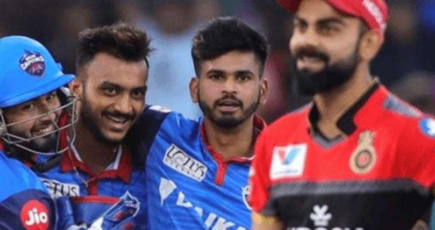 IPL 2020 DC vs RCB  : दिल्ली कैपिटल्स ने आरसीबी को दी मात