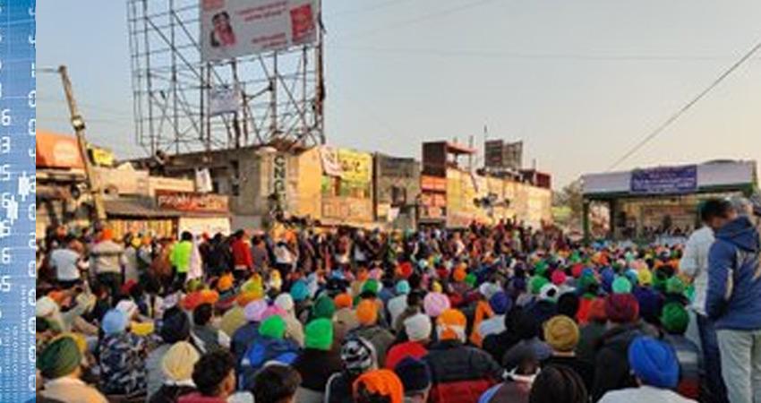 पंजाब के आढ़तियों ने इंकम टैक्स छापे के खिलाफ हड़ताल का किया ऐलान
