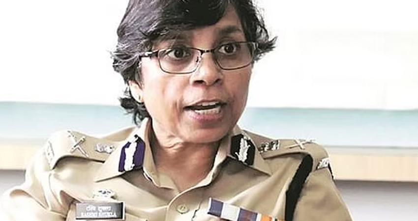 IPS रश्मी शुक्ला ने कोर्ट से कहा- सरकार की मंजूरी के बाद फोन टैप किए