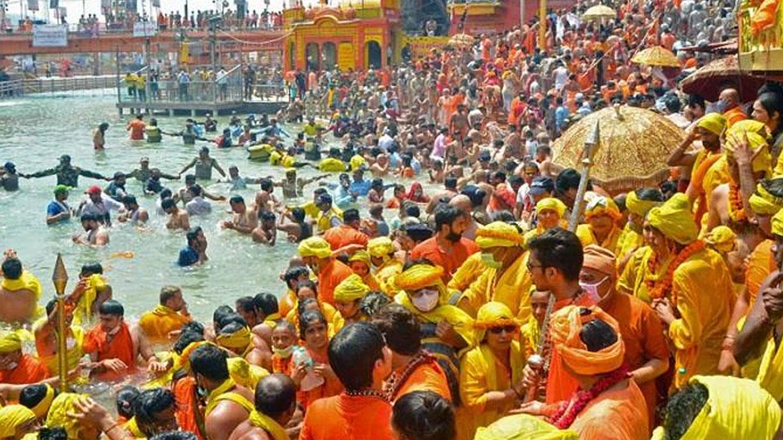 हरिद्वार कुंभ का अंतिम शाही स्नान कल, सीमितसंख्या में संत होंगे शामिल