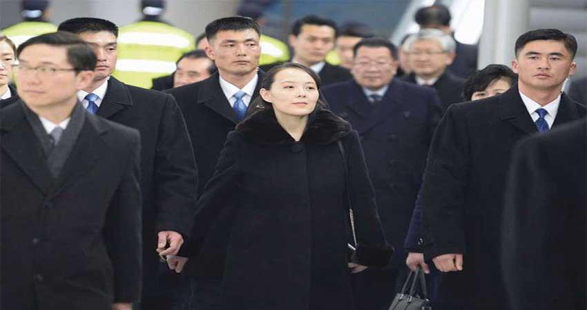 दक्षिण कोरिया और उत्तर कोरिया के बीच दुश्मनी का अंत करा रही हैं किम की बहन