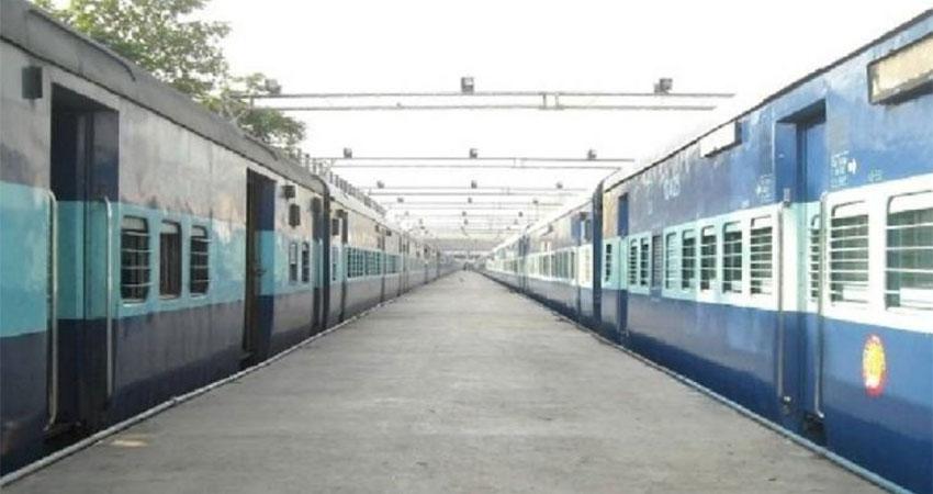 देहरादून रेलवे स्टेशन से तीन माह के लिए इन रेलगाड़ियों का संचालन हुआ बंद