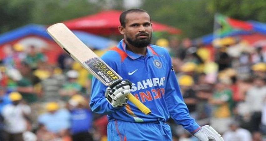यूसुफ पठान ने क्रिकेट के सभी प्रारूपों से संन्यास की घोषणा की