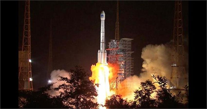 भारत के चंद्रयान 2 के बाद चीन ने 3 उपग्रहों का किया सफलतापूर्वक प्रक्षेपण