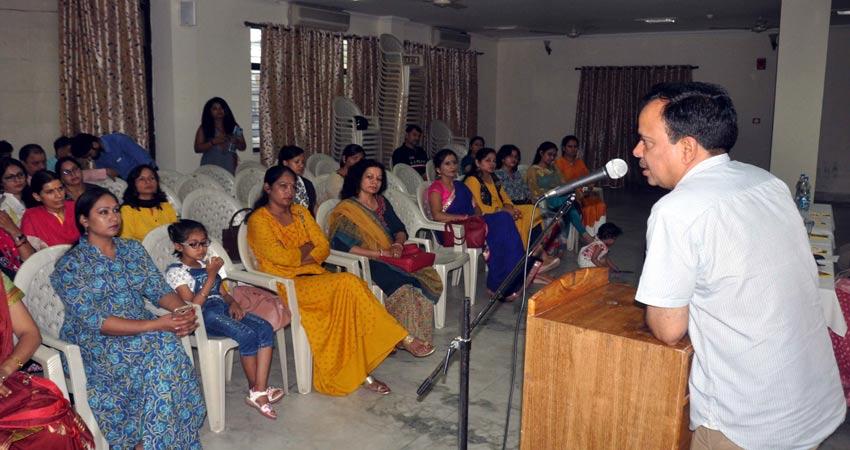 महिला प्रौद्योगिकी संस्थान और विज्ञान भारती ने किया एमओयू साइन