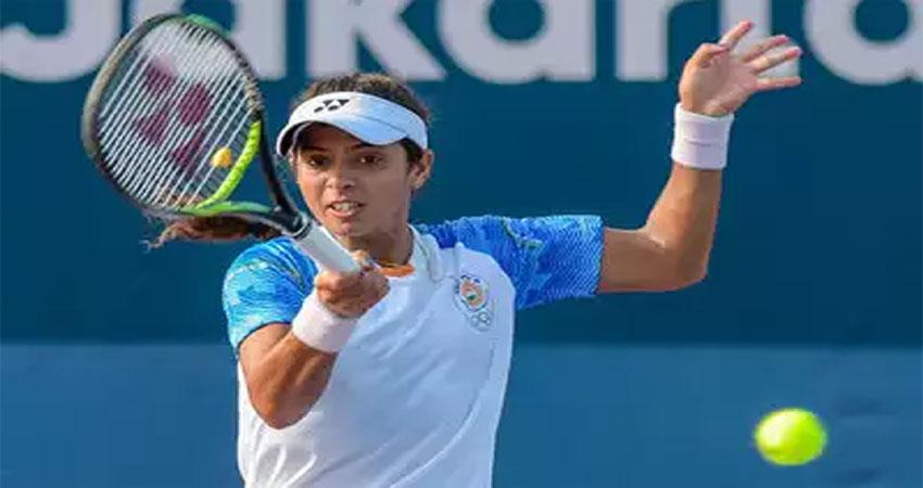 करियर की सर्वश्रेष्ठ रैंकिंग पर पहुंची भारतीय टेनिस स्टार अंकिता रैना