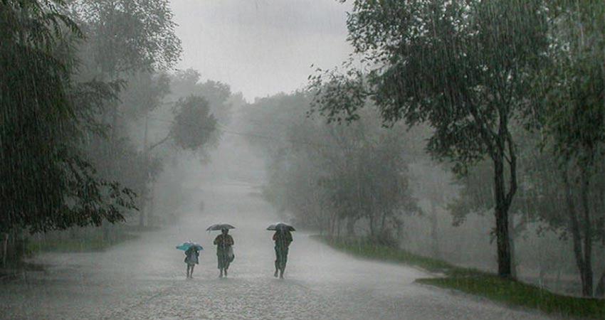 दूनघाटी में मौसम ने ली करवट, बारिश और तेज हवाओं ने सुहावना किया नजारा