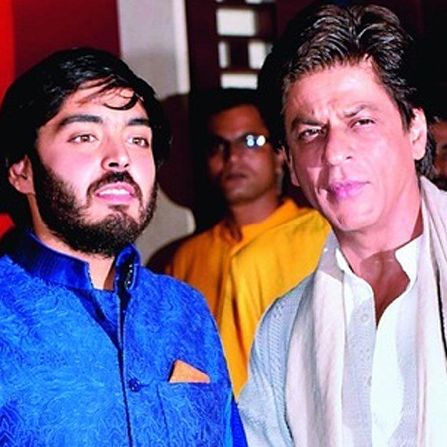 जब शाहरुख ने मुकेश अंबानी के बेटे अनंत से पूछी फर्स्ट सैलरी तो सब हो गए लाजवाब