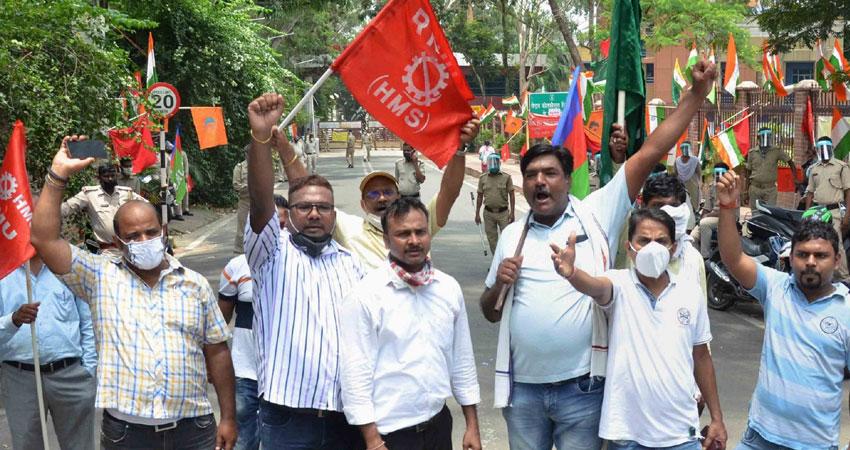 कोयला श्रमिकों की हड़ताल जारी, आगे की रणनीति तय करने में जुटीं ट्रेड यूनियनें
