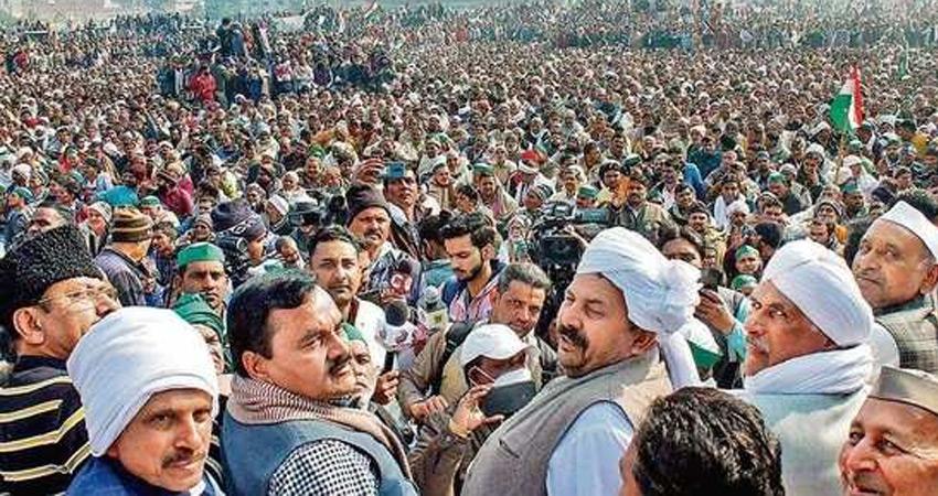 किसान आंदोलन : टिकैत ने तोमर की बजाय राजनाथ सिंह पर जताया भरोसा