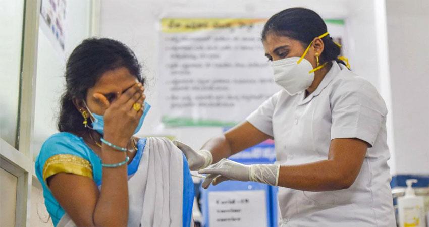 पंजाब,हरियाणा के 100 केंद्रों पर चला टीकाकरण अभियान,स्वास्थ्यकर्मियों ने लिया हिस्सा