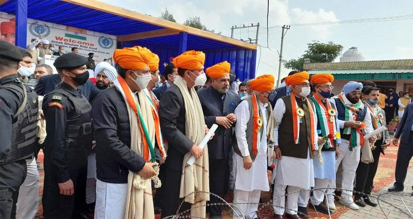 कांग्रेस में कलह! फिर से लगा G23 के असंतुष्ट नेताओं का जमघट, गांधी परिवार के कार्यशैली पर सवाल