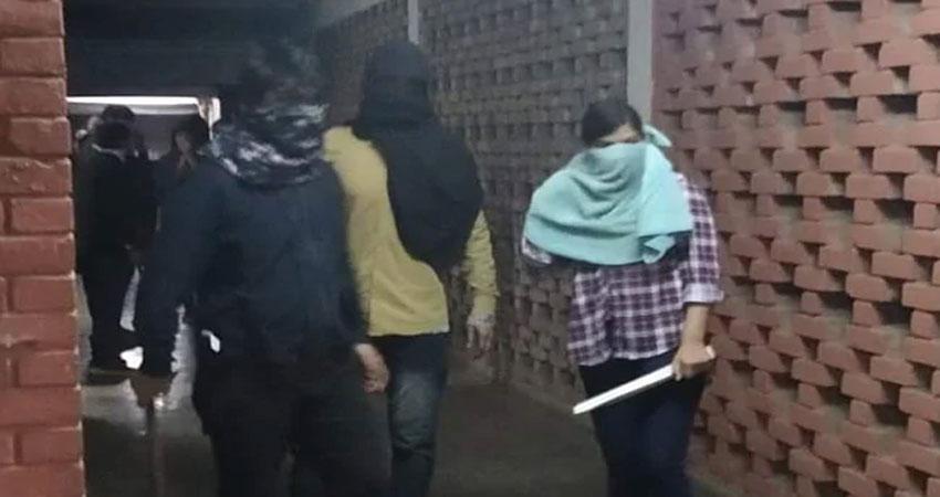 JNU: हमले में शामिल दंगाइयों कीपहचान करने में पुलिस को मिली बड़ी कामयाबीः गृह राज्य मंत्री