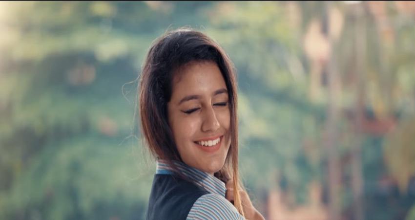 आंखों से छेड़ती प्रिया प्रकाश का नया Video वायरल, देखें
