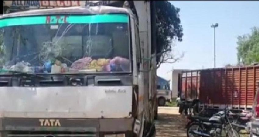 हरियाणाः तेज रफ्तार ट्रक ने पैदल यात्रियों को कुचला, मौके पर 5 की गई जान और 6 घायल