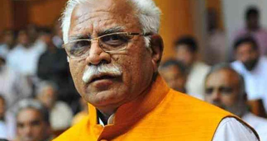 अब भाजपा शासित हरियाणा के CM खट्टर भी कोरोना पॉजिटिव