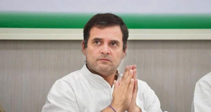 राहुल से हुई चूक, मोदी सरकार को घेरने के चक्कर में अपनी ही सरकार पर किया हमला