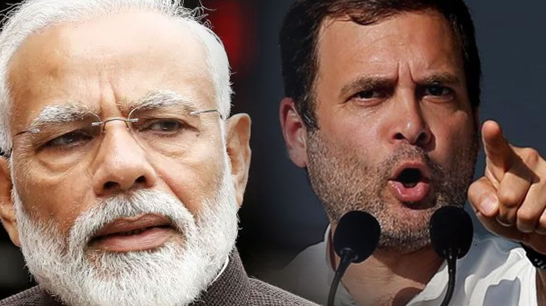 राहुल गांधी ने आपातकाल राशन कार्ड के साथ मिडिल ईस्ट में फंसे भारतीयों का मुद्दा उठाया