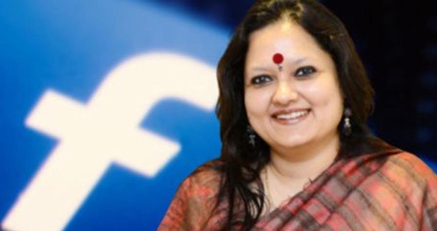विवादों में घिरी अंखी दास ने फेसबुक से दिया इस्तीफा, विपक्ष ने उठाए थे सवाल