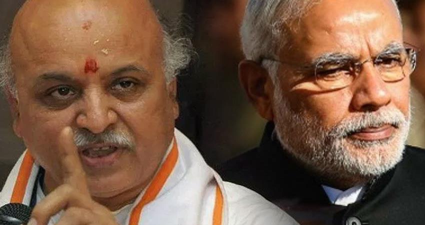 राममंदिर को लेकर भाजपा के खिलाफ मुहिम तेज करेंगे प्रवीण तोगड़िया
