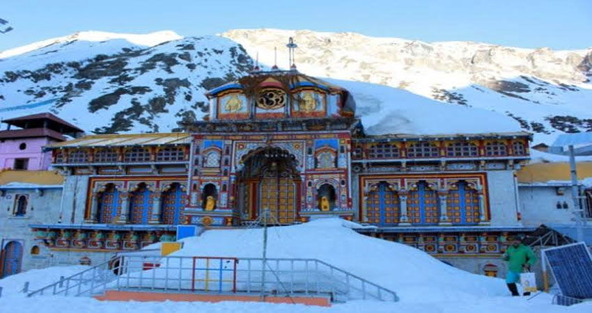उत्तराखंड: पंच पूजाओं के बाद गणेश मंदिर के कपाट बंद