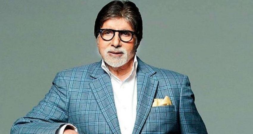 बॉलीवुड के महानायक अमिताभ बच्चन को मिलेगा दादा साहेब फाल्के अवॉर्ड