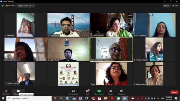 शिक्षक और साहित्य की महत्ता पर हुआ अंतरराष्ट्रीय वेबीनार, वक्ताओं ने विचार साझा किए