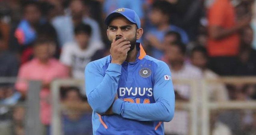 टीम और खुद कप्तान विराट कोहली को भारी पड़ा नंबर चार पर उतरना