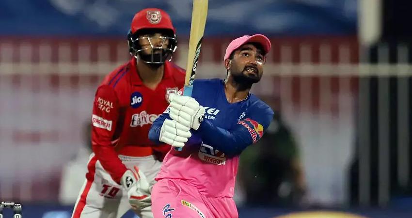 IPL 2020 KXIP vs RR  :गेल की तूफानी पारी गई बेकार, राजस्थान ने पंजाब को दी मात