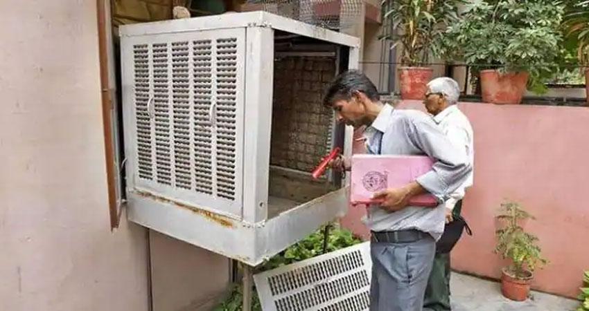 पुलिस, बैंक सहित कई सरकारी दफ्तरों को थमाया नोटिस, निगम को मिला दफ्तरों में मच्छरों का प्रजनन