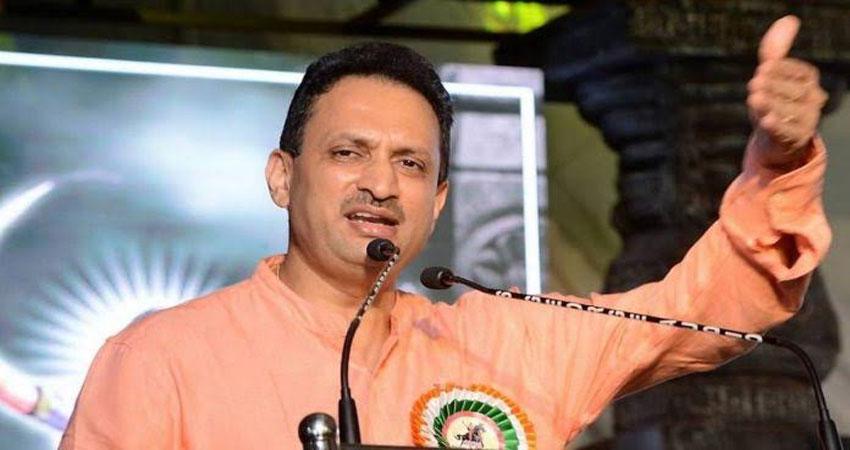 हेगड़े के खिलाफ देशद्रोह का मामला दर्ज हो, PM दें जवाब- कांग्रेस