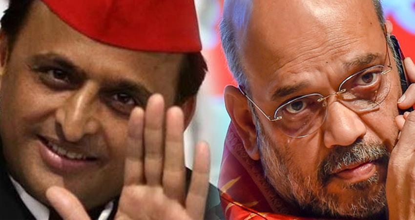 अखिलेश यादव बोले- झूठ और नफरत पर टिकी है भाजपा की बुनियाद