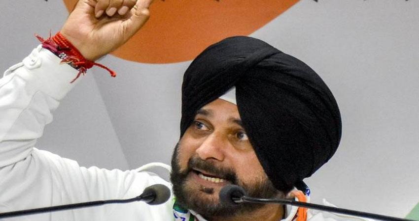 सिद्धू को मिल सकती है दिल्ली कांग्रेस अध्यक्ष की जिम्मेदारी, रेस में सबसे आगे