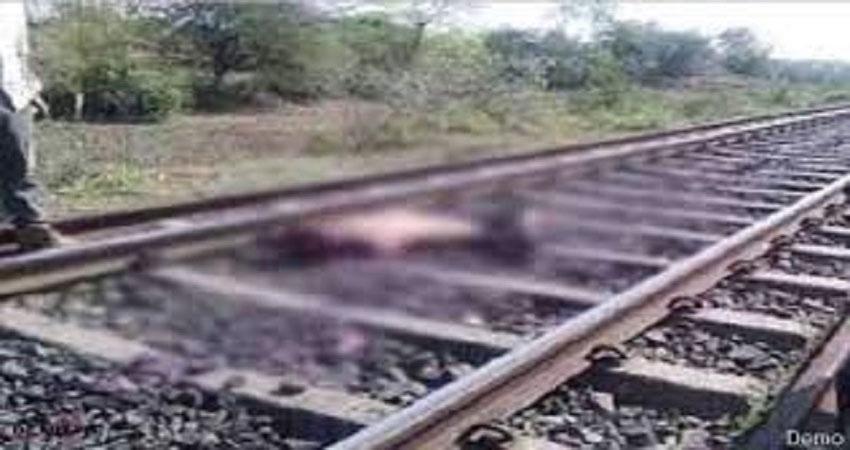 हरियाणा:रेलगाड़ी के आगे कूद गर्भवती महिला ने की आत्महत्या